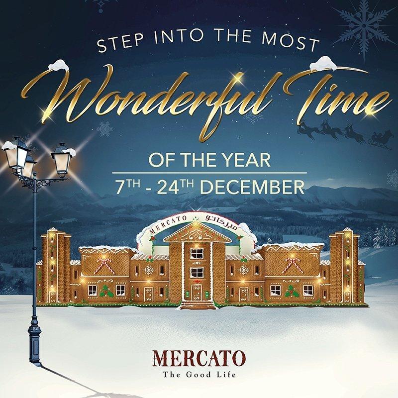 Festive Season in Mercato