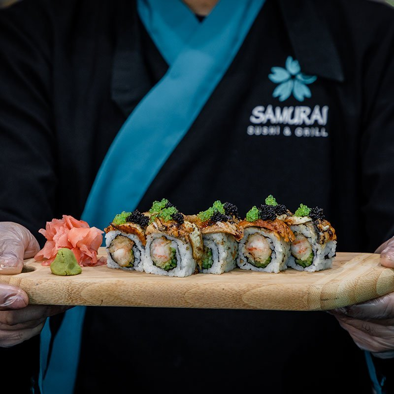 مطعم ساموراي سوشي