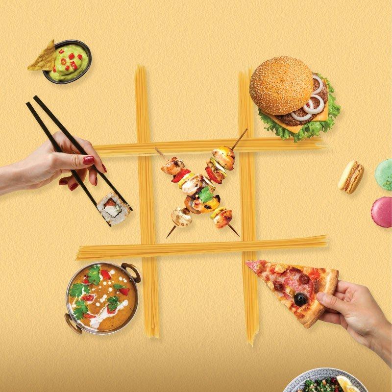 """اربح جوائز يومية عند تناول أطباقك المفضلة خلال """"مهرجان دبي للمأكولات في ميركاتو"""""""