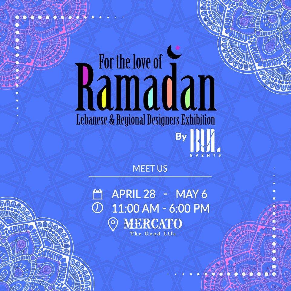 Ramadan Designers Market