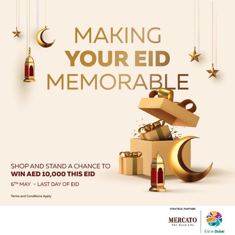 Celebrate Eid with us