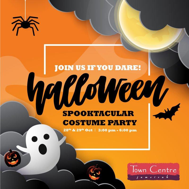 Town Centre's Halloween Spooktacular